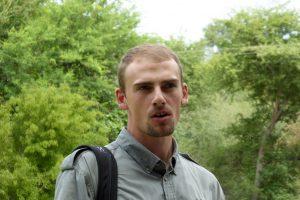 Christoffer – Dansk Oversætter /frivillig) I Nyati Safari Lodge