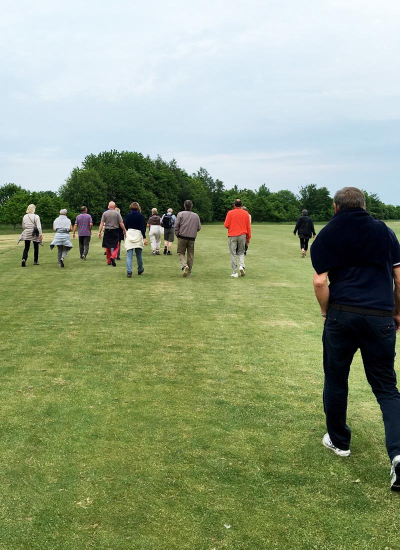 Fugletur I Gilleleje Golfklub