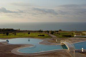 Udsigten Fra Hotellet Lighthouse Golf Resort.