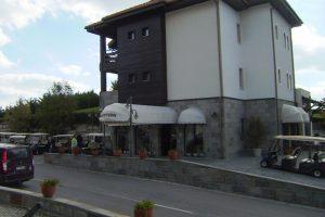 Klubhuset På Thracian Cliffs