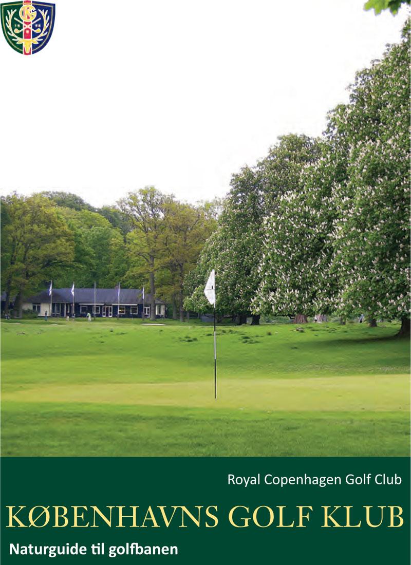 Forsiden På Naturguide Til Københavns Golfklub