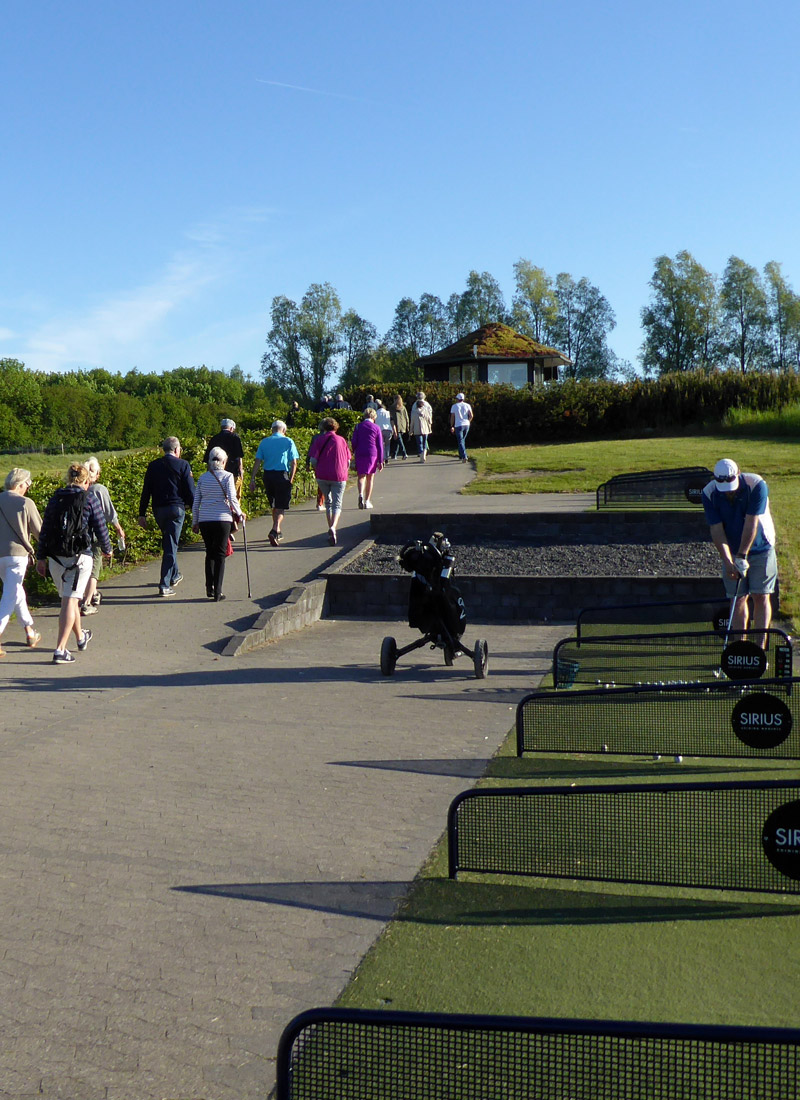 Nattergaletur I Gilleleje Golfklub