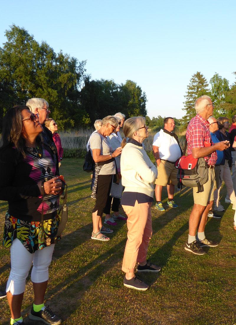 Nattergaletur I Gilleleje Golfklub 2018