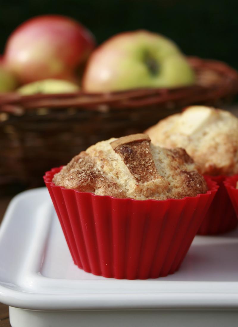 æblemuffins - Når Du Har Masser Af æbler