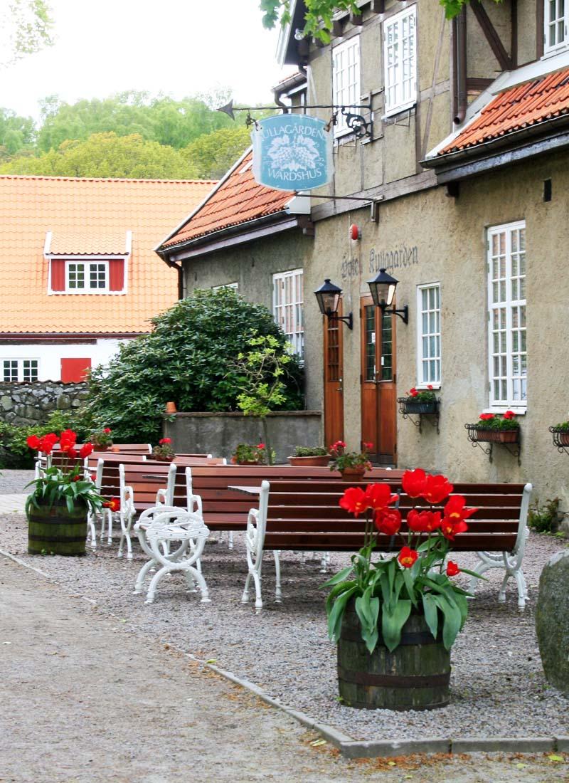 Kullagårdens Wärdshus På Kullen Ved Mølle Golfklub