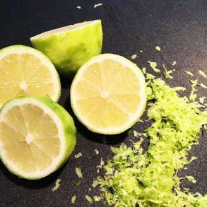 brug revet skal fra 1 øko citron