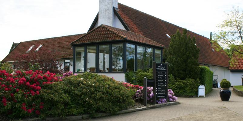 klubhuset i Gilleleje