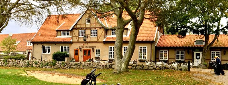 Kullagårdens Wärdshus i Mølle