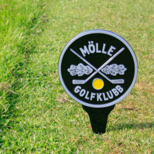 herreteested på Mølle Golfklubb