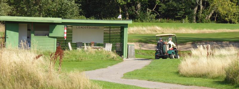 Midtvejshuset Mølle Golfklub