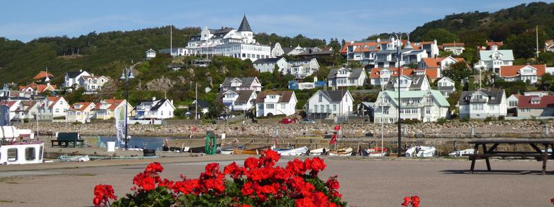 Mølle havn i Sverige